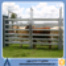 Customized High Quality and Strength Square/Round/Oval Tubes Style Cow Fence