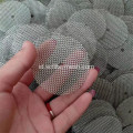 Layar Stainless Steel Round Wire Mesh untuk Filter