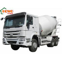 HOWO 6X4 12 M3 Mixer Truck (ZZ1257N3841/SOWA)