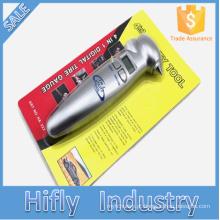 HF-RB01 Hot 4 Em 1 Medidor de Pressão Dos Pneus Digitais de Precisão AutomotivoTemperaturaTemperatura Medidor de Pressão (Certificados CE)