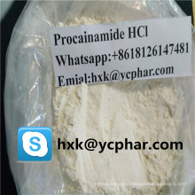 Procainamide HCl Hydrochloride CAS 614-39-1 Local Anesthetic Drugs Pain Relief