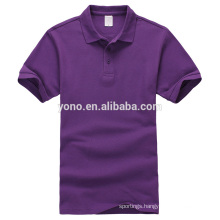 wholesale cheap price muscle fit custom t shirt polo shirt