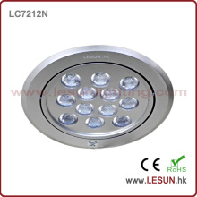 12W / 36W High Power Indoor Down Light für Schmuck Shop / Diamond Store / Cloth Store