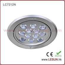 12 Вт / 36 Вт высокой мощности крытый вниз свет для ювелирных магазинов/ Диамант магазин / магазин ткани
