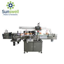 Máquina de rotulagem automática de tipo linear autoadesiva