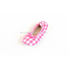 fashion soft quiet pink indoor dancing shoes slipper