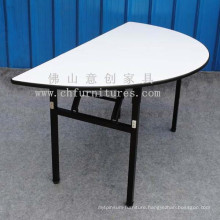 Hotel Half Round Banquet Table (YC-T03)