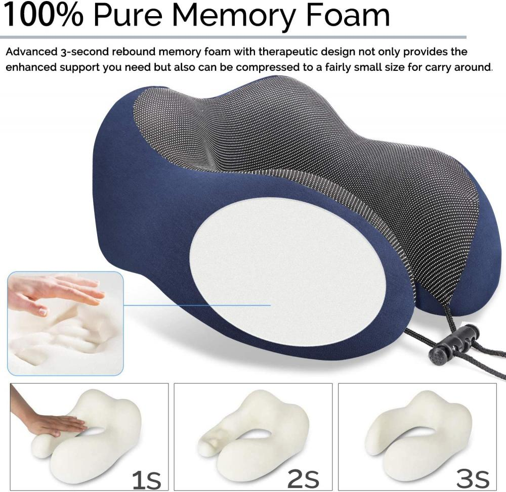 Memory Foam Pillow For Chair