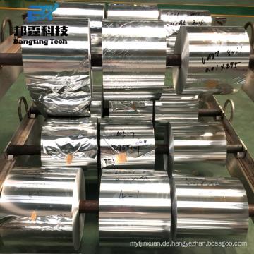 Hochqualitative eloxierte Oberflächenbehandlung Klimaanlage Aluminiumfolie in Spule mit niedrigem Preis