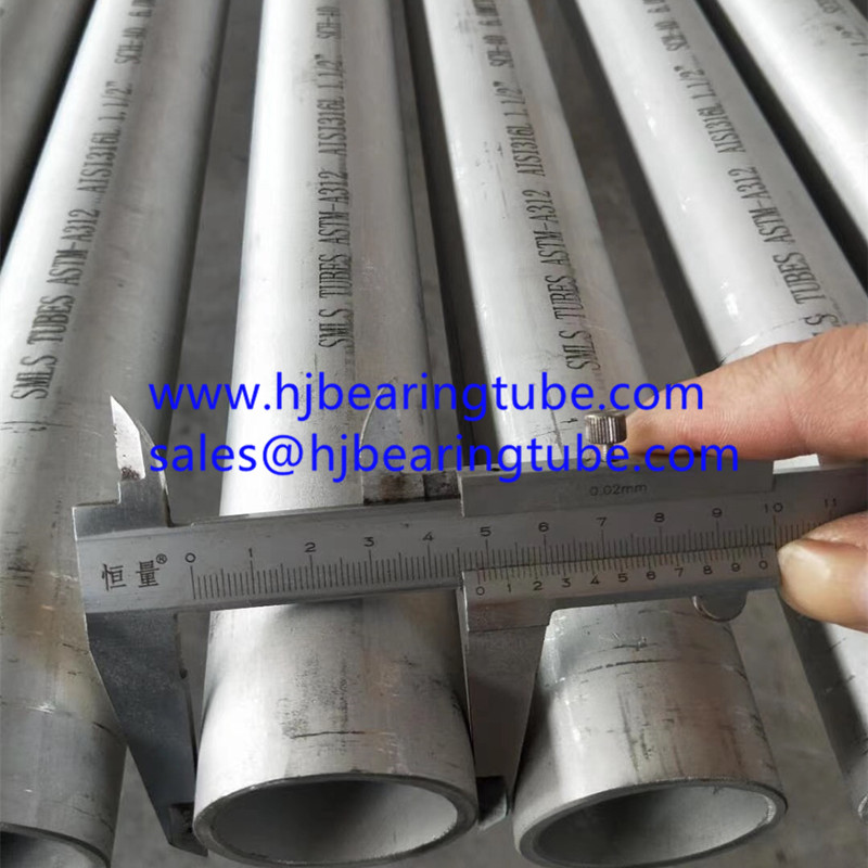 AISI316L Stainless steel tube