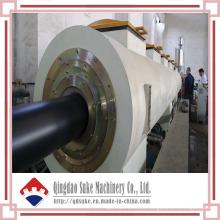PE-riesige Durchmesser-Rohr-Verdrängung, die Maschine herstellt