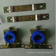 Passerelle de porte coulissante semi-automatique motorisée sans fil