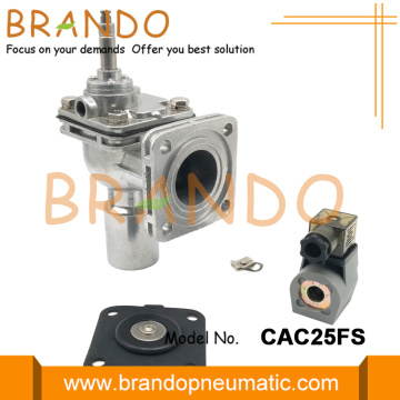 CAC25FS 1 '' Goyen Type Flangle Pulse Valve