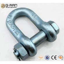 Bolt type anchor shackle 2150 hardware