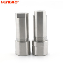 HENGKO stainless steel Hydraulic & Pneumatic Filters(High Pressure) for Natural filling station