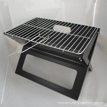 Горячий продавать X-образный складной угольный гриль для барбекю
