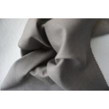 Tela de lã lisa de 100% lã