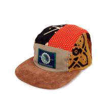 5 Panel Custom Snapback Caps with Your Logo
