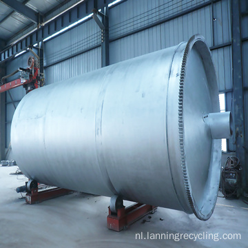 Lanning Plastic fles Recycling Machine