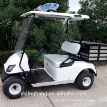 Carrinho de golfe da polícia Elecric com caixa de carga da China (continente) para venda