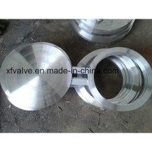 Кованая нержавеющая сталь ANSI или стальная заглушка из углеродистой стали