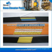 Flat Elevator Cable Lift Cable, Elevator Travel Cable for Lift Controlling System