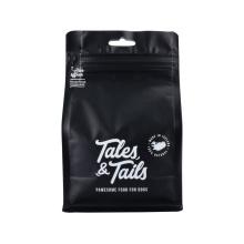 Roasted Bean Instant Coffee Milk Tea Kraft Paper Coffee Snack Nuts Promotional Bags Plastic Packaging Coffee Zipper Bag with Valve