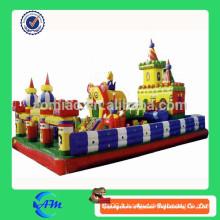 Linge de PVC gonflable fun city / inflatable amusement park