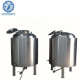 1000L 2000L 3000L conical fermenter 304 Stainless Steel Conical Beer Fermenter Tank