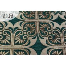 Chenille Jacquard Sofa Fabric Manufacture à Haining