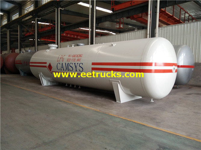 10000 Gallons Anhydrous Ammonia Storage Tanks