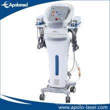 RF cavitação vácuo terapia de luz Lipo Laser dispositivo para emagrecimento (HS-700E)