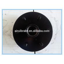 Radnabe - PCD139.7mm Lazy Nabe mit 6 Nieten 1 / 2-20UNF für Anhänger