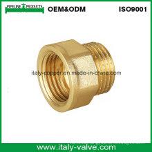 OEM&ODM Brass Forged Nipple (AV-BF-7003)