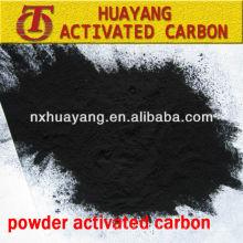 Lieferung Kohlekraft Aktivkohle für Wasserreinigungsmaschine