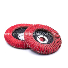Ceramic Half-Curved Flap Disc