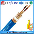Cable de control eléctrico flexible XLPE power cable