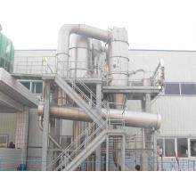 evaporador de vacío eficiente alta