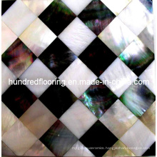 Mother of Pearl Shell Mosaic Tile (HMP65)