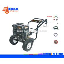 Gasoline high pressure cleaning machine