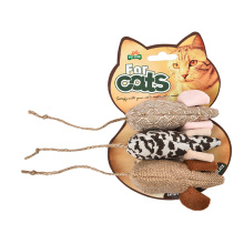 Wholesale Custom High Quality Pet Toys Cat Cat Mouse Toy
