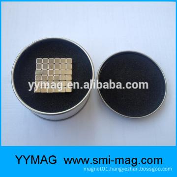Neodymium magnets toy neo cube