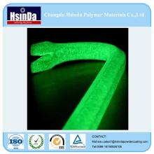 Безопасный надежный зеленый пигментный свет в темном порошковом покрытии