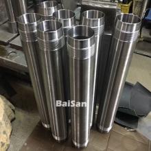 Bearbeitung von CNC-Drehmaschinen für Stufenwellenmechanik