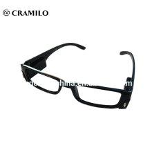 Gafas de lectura con luz led, gafas de lectura led con estuche