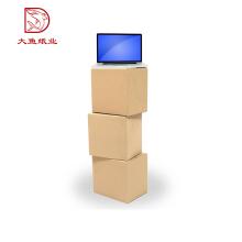 Professioneller kreativer unterschiedlicher quadratischer Karton gewellter Karton der Größe