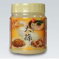 Refrigerados de purê de alho com sabor de tempero