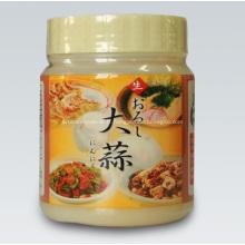 Sushi de bouteille assaisonnement aromatisé ail purée