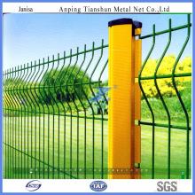 Clôture de treillis métallique de poteau de pêche (TS-J64)