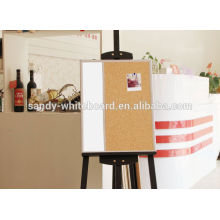 The whiteboard soft wood composite magnetic whiteboard 40 * 60 soft wood household creative storyboard photo wall background wal